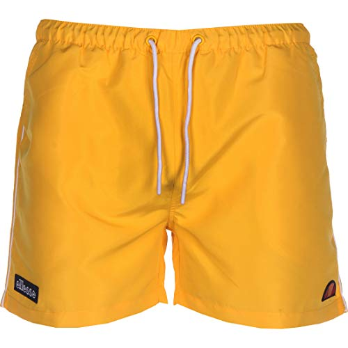 ellesse Badehose Herren DEM SLACKERS Swim Short Gelb Yellow, Größe:M