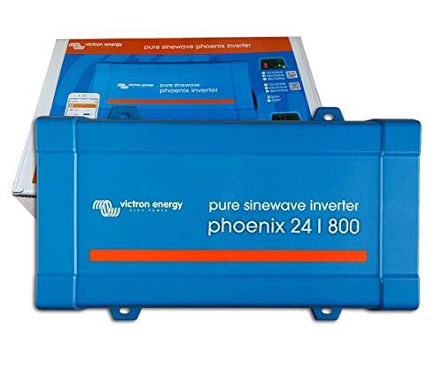 Inversor Onda Pura 24V 800VA Victron Energy Phoenix 24/800 VE.Direct Schuko | Instalaciones Solares