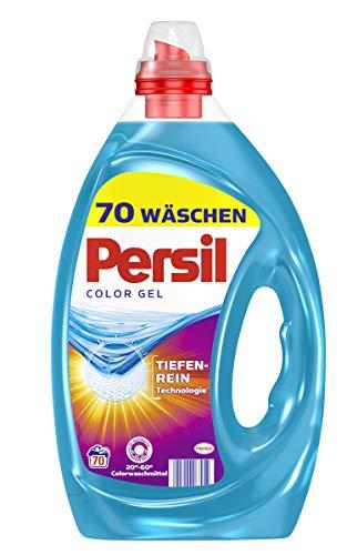 Persil Color Gel, 1er Pack (1 x 70 Waschladungen)