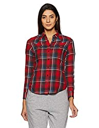 Levis Womens Plain Regular Fit Shirt