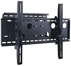 2xhome - Universal Full Motion Swivel Articulating Tilt Tilting Single Arm Extra Extended Extension Wall Mount Bracket for LED LCD Plasma TVs for 40