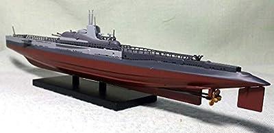 French Navy Surcouf 1/350 Diecast Boat model Ship submarine cruiser