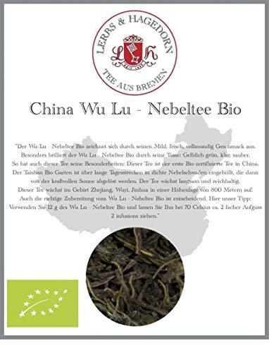 China Wu Lu - Nebeltee Bio 1 KG