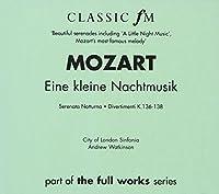 Mozart Divertimenti K.136-138 / Serenata Notturna K.239 / Serenade K.525 'Eine Kleine Nachtmu by VARIOUS ARTISTS