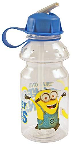 MINIONS 2122; Botella Sport 375ml; Producto de plástico; Libre BPA