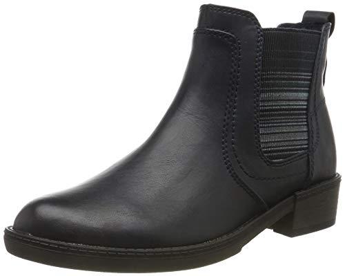 Tamaris Damen 1-1-25012-23 Chelsea Boots, Blau (Navy 805), 36 EU