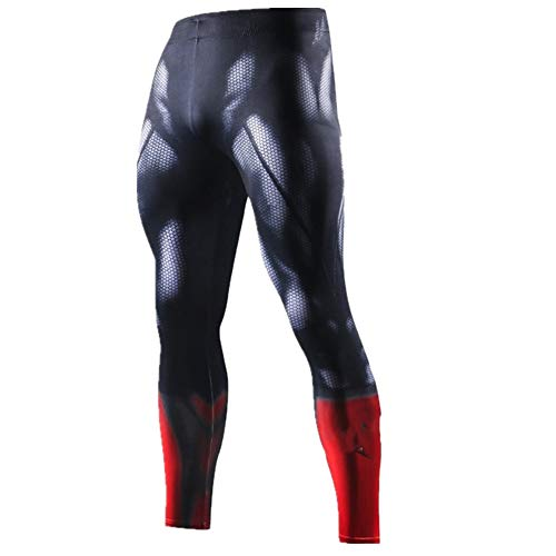N\P Pantalones de deporte para hombre, de secado rápido, pantalones de entrenamiento