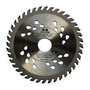 Hoja de sierra circular de calidad superior (sierra de habilidad de 160 mm, discos de corte de madera, sierra circular, 160 mm x 22,22 mm x 24 dientes