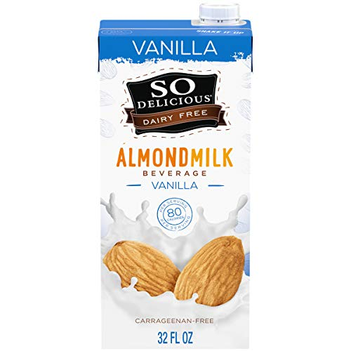 So Delicious Dairy Free Shelf-Stable Almondmilk