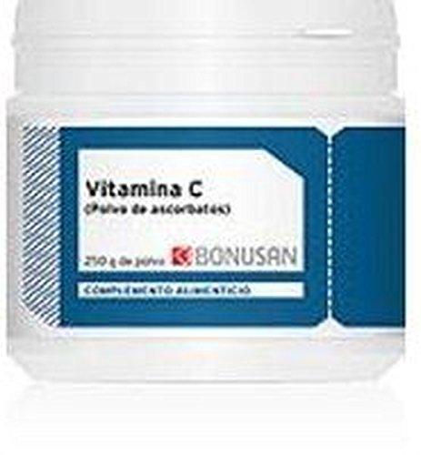 Vitamina C (Ascorbatos) Polvo 250 gr de Bonusan