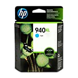 HP 940XL | Ink Cartridge | Cyan | C4907AN