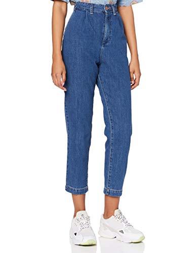 Preisvergleich Produktbild Wrangler Damen MOM Chino Jeans,  Lake Side,  25W / 32L
