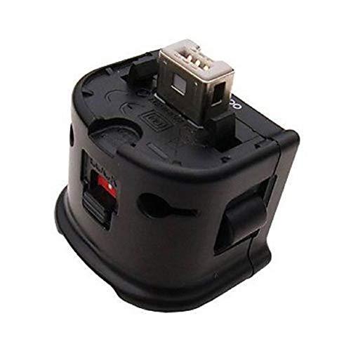 BMAKA Adapter Griff Sensor Fernbedienung Accelerator für Nintendo Wii Motion Plus Wii-Beschleuniger