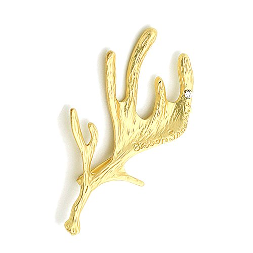 tinxi® 2 x capelli pinze, fermacapelli molletta per capelli come accessori con alta qualità- epoca d'oro epoca d'oro