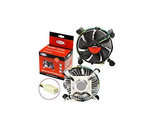 Cooler DEX DX-7115 Soquete 775-1150-1155-1156