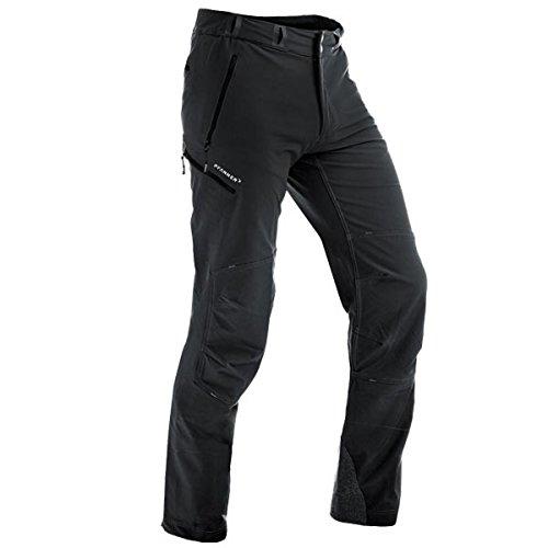 Pfanner Outdoorhose Concept mit Aramid-Faser Verstärkungen, Farbe:schwarz, Größe:XL