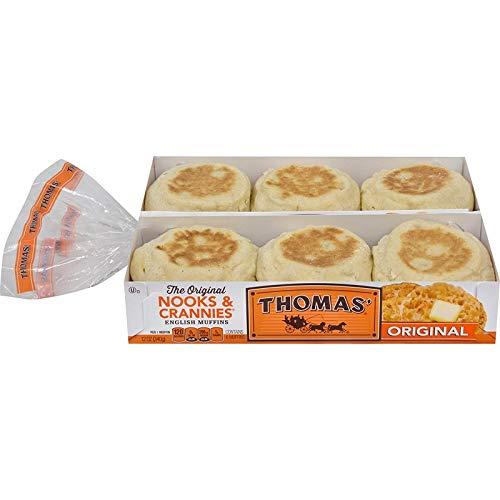 Thomas Original English Muffins - Value Twin Pack