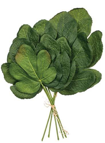 Sullivans Artificial Fig Leaf Bundle, 14.5