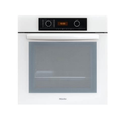 Miele H 5361 B Einbau-Elektro-Backofen / A / Brillantweiß Pl / PerfectClean / Klimagaren