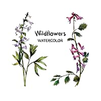 牧歌的なスタイルの野生の花の壁のステッカーリビングルームの家の装飾壁画植物芸術デカール花のぶどうドアのステッカー壁紙