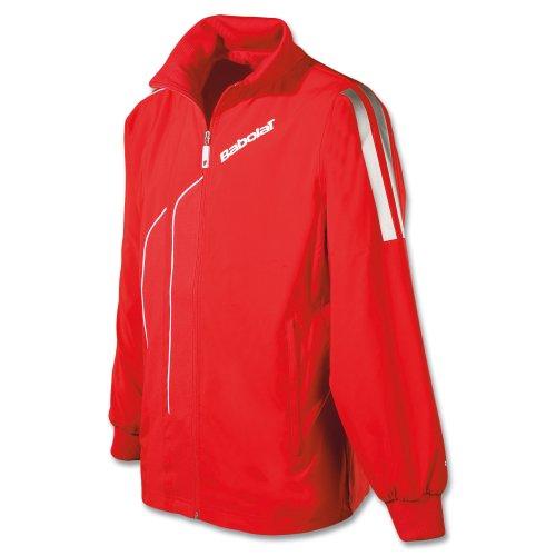 Babolat Herren Tennisjacke Club Line, rot, S, HB015104S