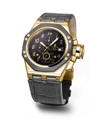 Astboerg AT3062GS Herren Armbanduhr