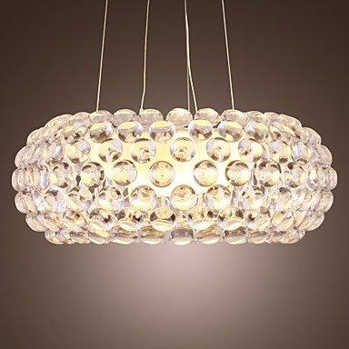 L-S Moderne kroonluchter plafondverlichting hanger kroonluchter licht lamp 1 hedendaagse Foscarini Design Lights 3C Ce FCC RoHS voor woonkamer slaapkamer