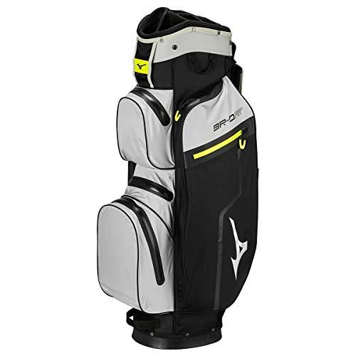 Mizuno Waterproof BRDRI Cart 2019 Golftasche, Unisex, Erwachsene, Schwarz, FR. Hersteller: Einheitsgröße