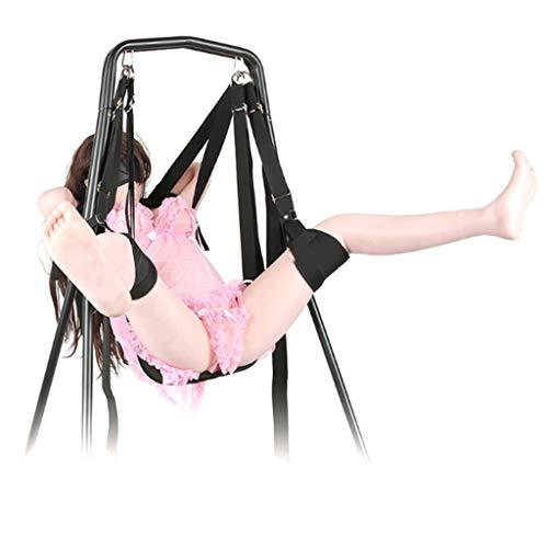 SXY888 Indoor Schwingen Spielzeug, Double Play, EIN komfortable Unterstützung mit starken Nylon - Tragfähigkeit 160 kg