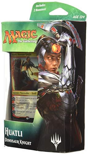 Magic The Gathering: IXALAN Planeswalker Deck - Huatli- Dinosaur Knight