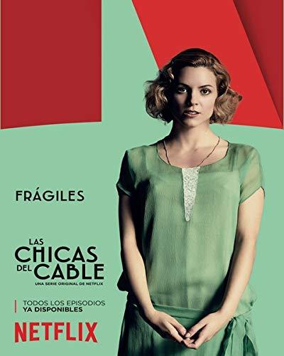 Las Chicas del Cable Tv Series - Poster cm. 30 x 40