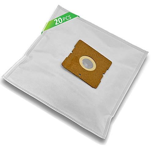 Lot de 20 sacs d'aspirateur pour Severin S Power SB 7218, SB7219 + 2 micro-filtres