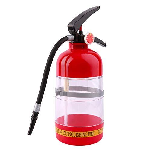 Original Cup - Bierspender, Getränkespender, Premium Qualität, Feuerlöscher Version, 1,5 Liter Inhalt, Single Tank