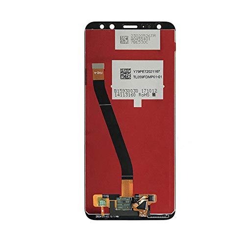 CVERY Kit de digitalizador de Pantalla para Huawei Mate 10 / Lite con Piezas de Marco, digitalizador de Pantalla LCD Piezas de Repuesto para teléfono compatibles con ensamblaje Completo