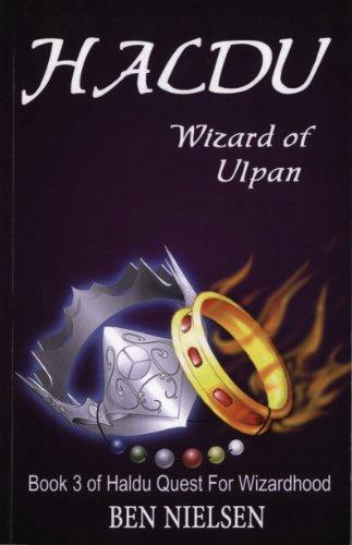 Haldu: Wizard of Ulpan (Haldu: Quest for Wizardhood Book 3) (English Edition)