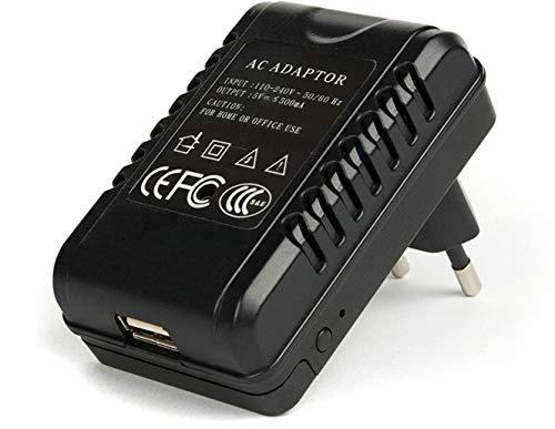 USB Ladegerät Spionage Kamera HD 1080p versteckte Netzadapter Mini Überwachungskamera mit Bewegungserkennung
