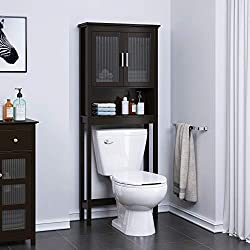 best over the toilet storage units 2019