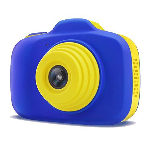 Kindercamera met 12 megapixels camera voor kinderen met 2,3 inch IPS display foto sticker dubbele lens videocamera voor meisjes 3-10 jaar