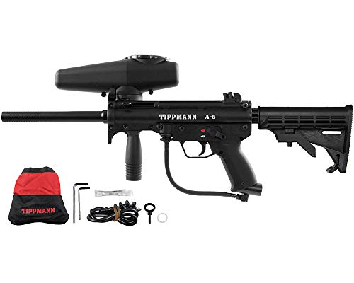 Action Village Tippmann A5 Paintball Bundle Kit