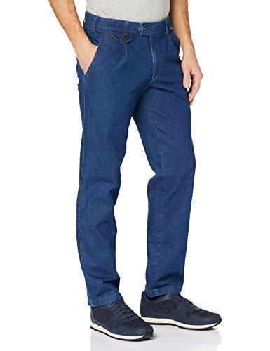 Eurex by BRAX Herren Style Fred Jeans, Blau, 50W / 32L