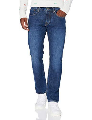 Scotch & Soda Mens Ralston Jeans, The Blue Gang 3421, 33W/ 32L