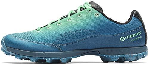 Icebug Acceleritas8 RB9X Laufschuhe Damen springgreen/Aqua Schuhgröße US 7 | EU 37,5 2020 Laufsport Schuhe