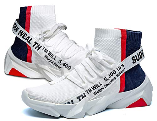 IYVW 2020 ZG.888 Damen Herren Sneaker Laufschuhe Air Sportschuhe Turnschuhe Running Fitness Sneaker Outdoors Straßenlaufschuhe Sports