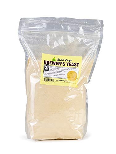 Josh's Frogs Brewers Yeast (5 lbs / 15 Cups)