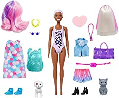 Barbie Color Reveal Doll and Accessories