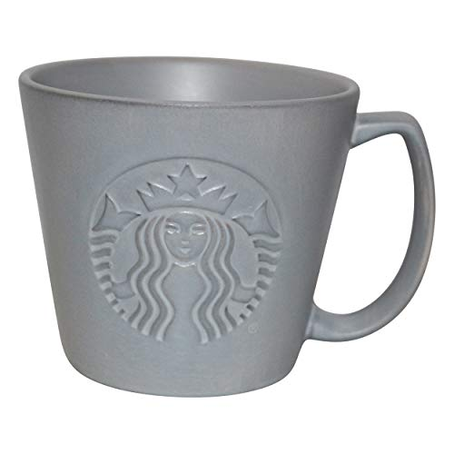 Taza de Starbucks Gray Stone Mug (237 ml), color gris