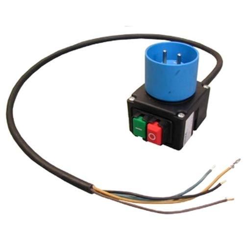 ATIKA Ersatzteil | Schalter-Stecker-Kombination 230V für Tischkreissäge HT 315