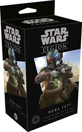 Fantasy Flight Games – Star Wars Legion: Boba Fett – Spanisch, Farbe (FFSWL18), Farbe/Modell Sortiert