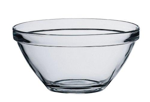 Bormioli Rocco Pompei Salad Bowl, 122-Ounce