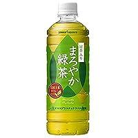 ポッカサッポロ まろやか緑茶 600ml ×24本